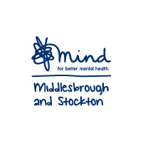 Middlesbrough and Stockton Mind Logo