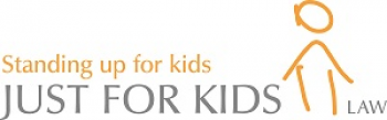 Just for Kids Law logo